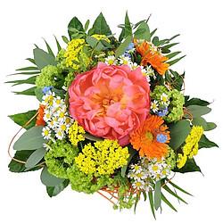 Flower Bouquet Glücksbringer