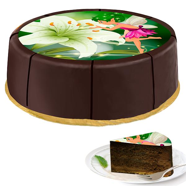 "Motif Cake ""Fairy"""