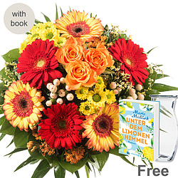 Flower Bouquet Topas