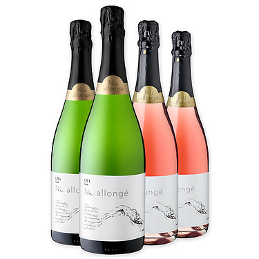 4 bottles for a brilliant prelude