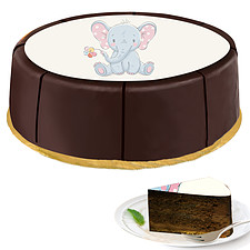 "Motif Cake ""Elephant"""