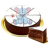 Motif Cake