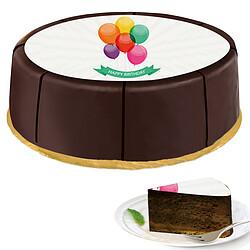 """Motif Cake """"Happy Birthday"""""""