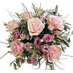 Flower Bouquet Rosenromantik
