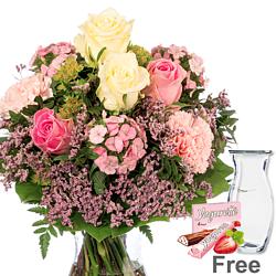Flower Bouquet Glücksfee