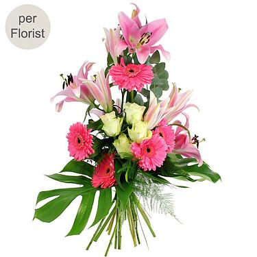 Blumenstrauß Paradies