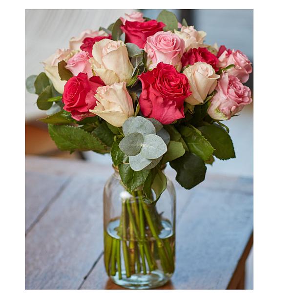 Flower Bouquet Zuckerwatte