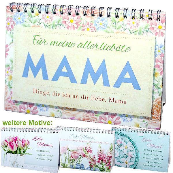 """Tischkalender """"Mama"""""""