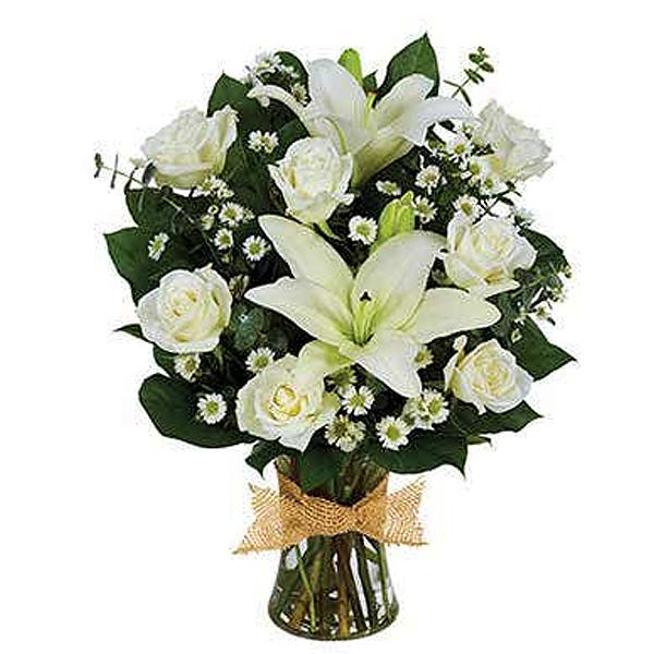 Blumenstrauß Liebesglück