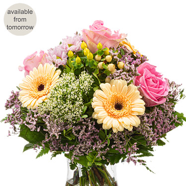 Flower Bouquet Sommerbote