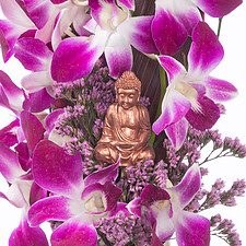 Buddha-Stecker