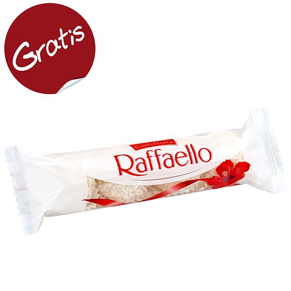 Ferrero Raffaello 4er Riegel (40g)