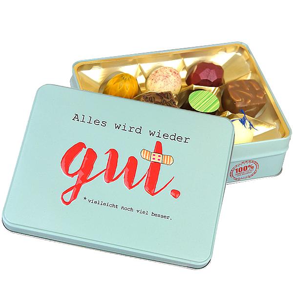 """Gift box """"Alles wird wieder gut"""""""