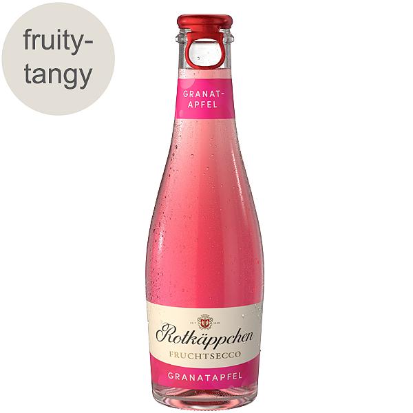 Rotkäppchen fruity sparkling wine Pomegranate 0.2l