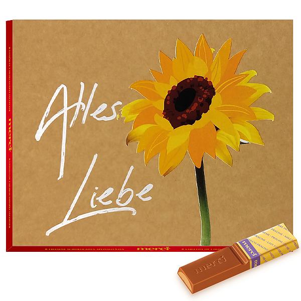 """Merci Große Vielfalt """"Alles Liebe"""""""