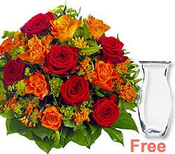 Rose Bouquet Rubin