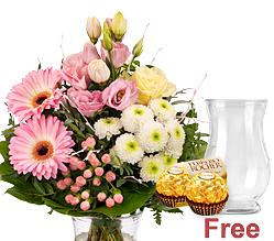 Bouquet Frühlingstraum