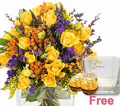 Bouquet Frühlingserwachen