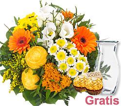 Blumenstrauß Osterzauber