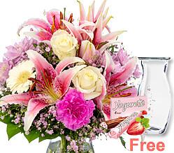 Bouquet Glücksmoment