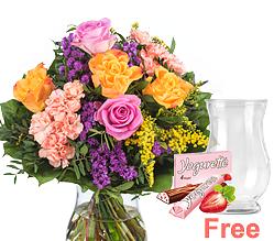 Flower Bouquet Sommerkind