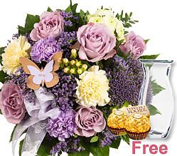 Bouquet Frühlingsgruß