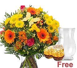 Bouquet Frühlingszauber