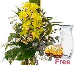 Flower Bouquet Glückspost