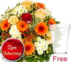 """Bouquet """"Zum Geburtstag"""""""