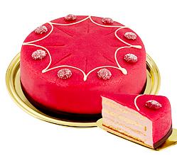 Dessert-Waldhimbeertorte