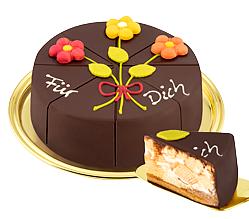 """Pyramid Cake """"Für Dich"""""""
