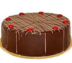 Dessert Cherry Cake