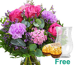 Flower Bouquet Sommertraum