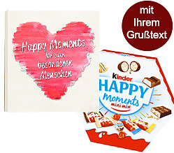 Kinder mix: Happy Moments