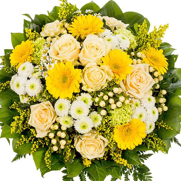 Blumenstrauß Juwel - broschei