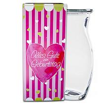 Banderole for Glass Vase Jessika
