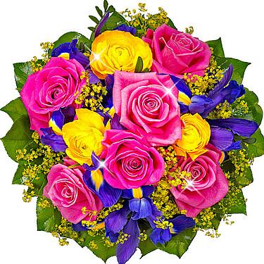 Blumenstrauß Tosca