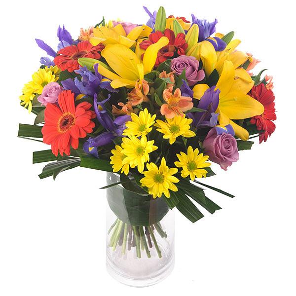 Blumenstrauß Harmonie