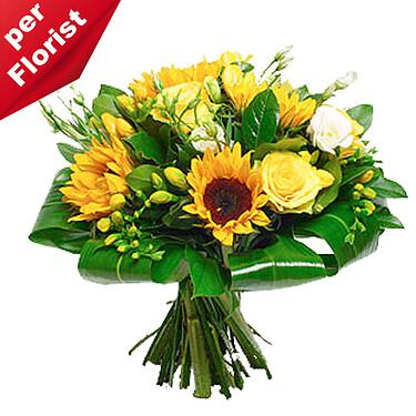 Flower Bouquet Helios