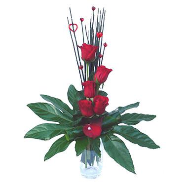 Rosenstrauß Für Dich