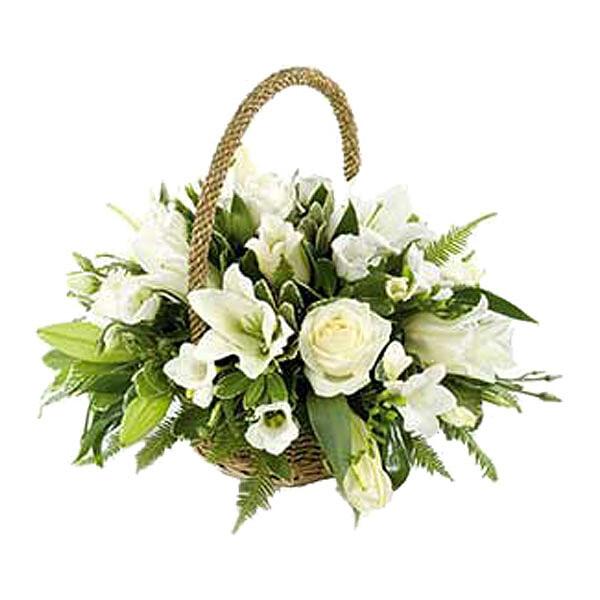 Blumenarrangement Eleganzia