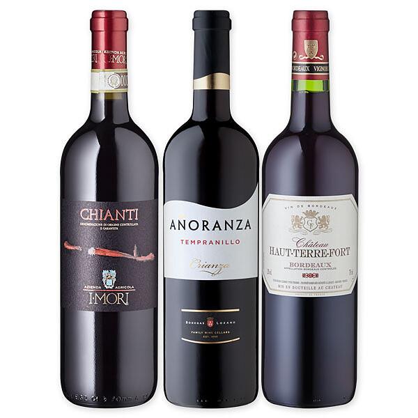 3 Bottle of Wonderful European Wines