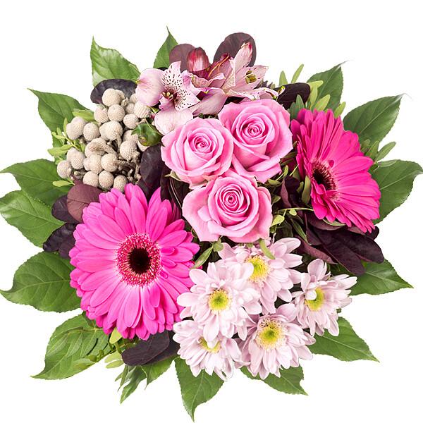 Blumenstrauß Mit Liebe - broschei