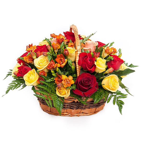 Blumenarrangement Ambiente