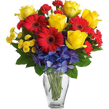 Flower Bouquet Für Dich