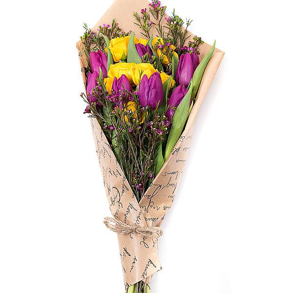 Blumenstrauß Wiesenglück