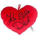 """Herzkissen """"Ich liebe Dich"""" (29cm)"""