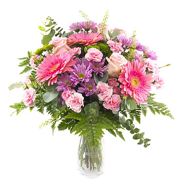 Flower Bouquet Pinky