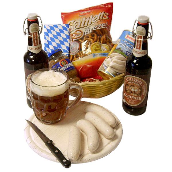 Gift basket Bavaria