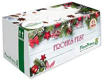 """Geschenkverpackung """"Frohes Fest"""""""